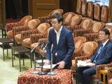 5月15日国民・森田俊和議員