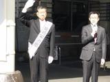4月5日さいたま市南区・桜区街頭演説会