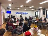 2月2日山崎雅俊市議の市政報告会