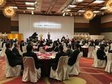 3月17日小口隆義氏・瑞寶雙光章受章祝賀会2