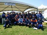 5月20日埼玉県加須市第66回利根川水系連合・総合水防演習5