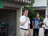 8月10日桜区・夏の酒蔵野外音楽祭