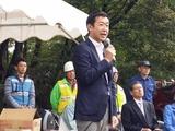 10月14日南区大谷場地区自主防災訓練