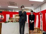 10月17日田中良生選挙対策本部・事務所開き