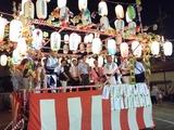 8月5日桜区の栄和納涼盆踊り大会2