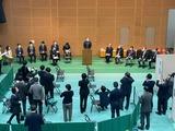 2月28日戸田市コロナワクチン集団接種シミュレーションを視察2