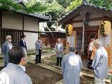 7月12日桜区栄和八重垣神社・中島荒神様・道場八重垣神社・神幸祭2