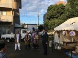 10月7日和楽備神社の秋まつり11