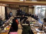 1月12日新田口・後谷・上前・美女木4丁目・元蕨の6町会の新年会4