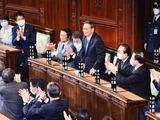 9月16日自民党・菅義偉氏が第99代内閣総理大臣2