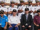 3月21日海上保安庁からの供与巡視船披露式