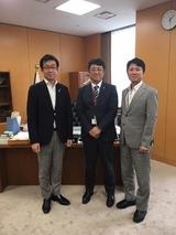 8月9日埼玉自動車車体整備協同組合・神山前理事長・泰楽理事長