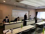 4月17日南区田中良生後援会・役員会3