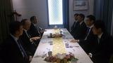9月12日長嶺安政・在韓大使からのブリーフ