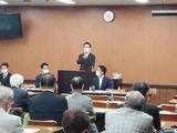 10月12日戸田市の3団体合同会議3