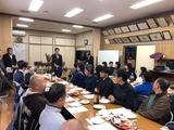 1月12日新田口・後谷・上前・美女木4丁目・元蕨の6町会の新年会