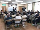 4月15日蕨市中央二丁目土橋町会・総会2