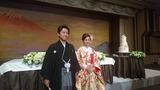 細田県議結婚式
