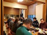 1月10日南区六辻商店会の新年会2