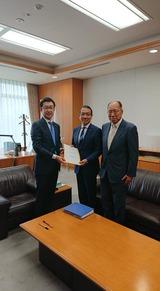 10月5日金融庁・事務引継式2