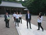 8月1日島根・隠岐諸島出張2日目10
