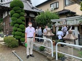 7月11日桜区の栄和・中島・道場・西堀の神幸祭7