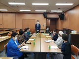 10月7日二区二市の女性の会・代表者会議