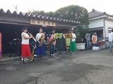 8月5日桜区後援会長である内木酒造・酒蔵音楽祭3