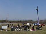 3月25日荒川彩湖公園に係る階段の完成を祝う会7