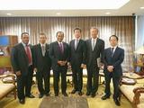 3月20日・21日マレーシア政府首脳との会談6