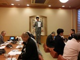 4月13日さいたま市南区支部の総務・役員会2