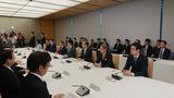 10月12日外国人材の受入れ・共生に関する関係閣僚会議
