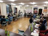10月18日自民党桜区西堀地区支部の役員会議2