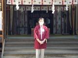 7月18日夏祭り・神輿渡御・大谷場氷川神社