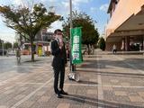 10月15日蕨駅・南浦和駅・西浦和駅・戸田公園駅等の街頭
