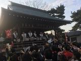 2月3日和楽備神社の節分祭3