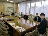10月6日南区大谷場自治連合会長会議2