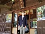 7月12日桜区田島氷川社・神事