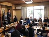 1月11日戸田市内各自治会の新年会2