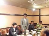 5月12日浦和立教会役員会懇親会