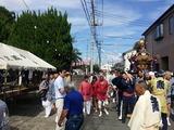 7月8日辻熊野神社と文蔵神明社の夏祭り4