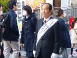 4月5日さいたま市南区・桜区街頭演説会9