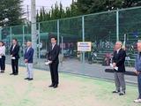 9月29日蕨市制60周年&蕨市体育協会90周年・ソフトテニス大会