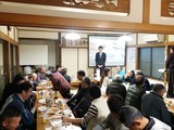 2月3日内谷祭り実行委員会新年会2