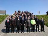 3月25日荒川彩湖公園に係る階段の完成を祝う会3