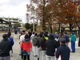 12月2日ウエスタンリーグの閉会式2