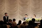 細田県議結婚式2