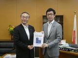 5月16日徳島県・飯泉知事から要望