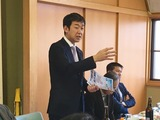 3月25日桜区日向自治会のうどん会