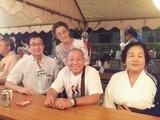 8月3日さいたま市南区の太田窪2丁目・南浦和東口・根岸町会の盆踊り